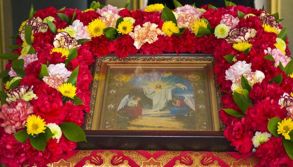 Просьба помочь в подготовке храма к Пасхе.