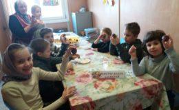 Пасхальный мастер-класс для детей